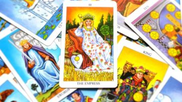 The Empress Tarot Card
