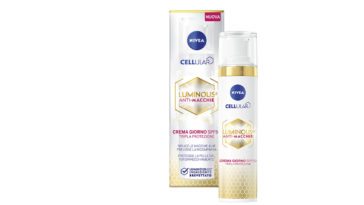 Nivea présente Cellular Luminous630® Anti-Spot iO Woman